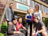 Szkoła językowa Milner School of English w Londynie w Anglii