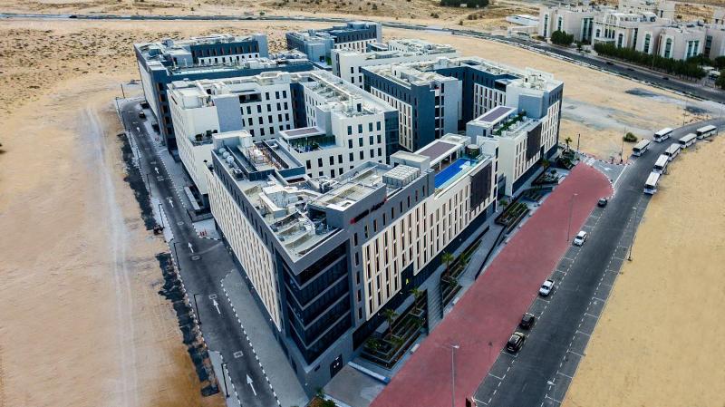 Akademik szkoły językowej ES w Dubaju