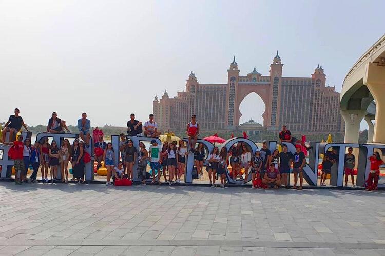 Obóz językowy (język angielski) w Dubaju w Zjednoczonych Emiratach Arabskich