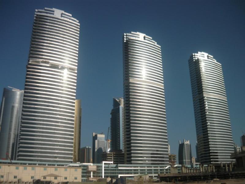 Mazaya Business Avenue J,umeirah Lake Towers, Dubaj, Zjednoczone Emirsaty Arabskie